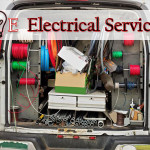 electrician repair truck albany ny