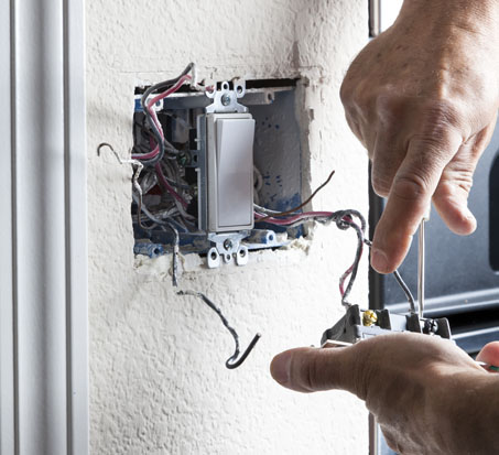rewiring old home, fuse replacement