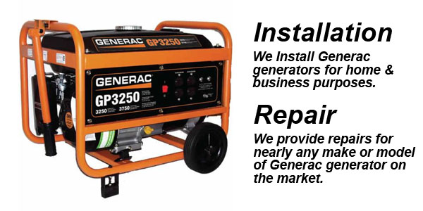 Emergency Generator Repair Installation Albany Generac Generators