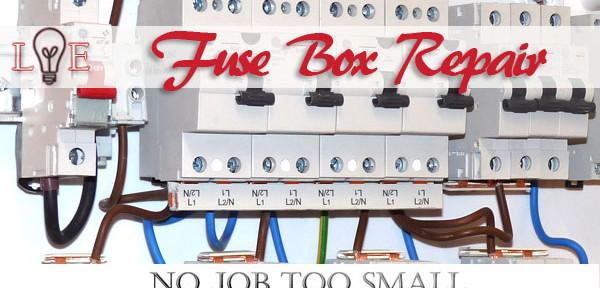 fuse box repair albany ny