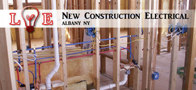 New Construction Electrical Service Albany NY
