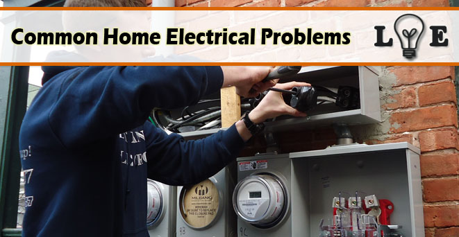Common Home Electrical Problems