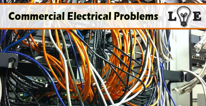 Commercial Electrical Problems - Lammon Electric