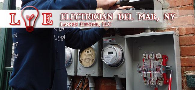Electrician Del Mar NY
